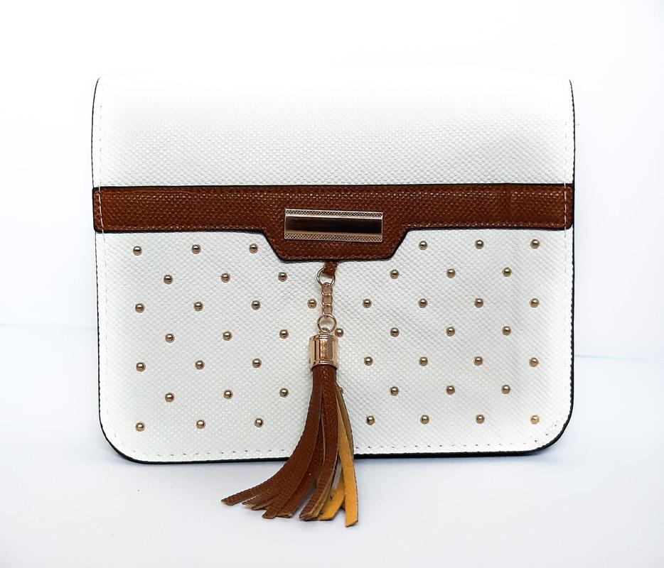 Biela letná mini kabelka 7da85ac79cd